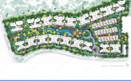Archipelago Condominium Site Plan