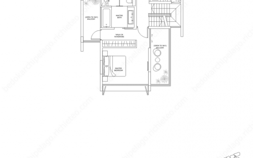 Archipelago Type SH 1 - 2nd Storey