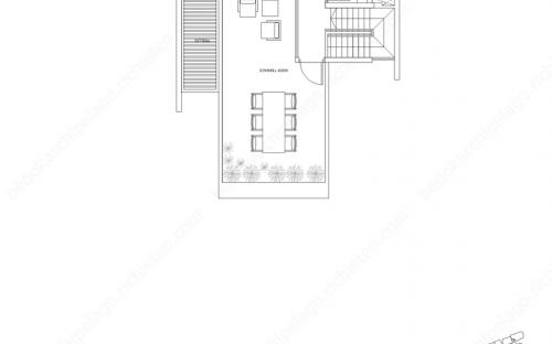 Archipelago Type SH 1 - 3rd Storey / Roof Terrace