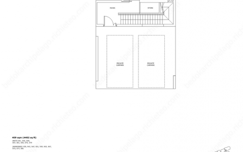 Archipelago Type SH 1 - Basement