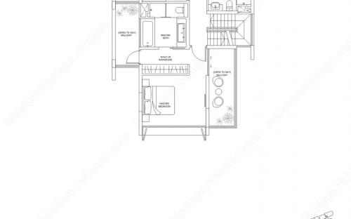 Archipelago Type SH 3 - 2nd Storey