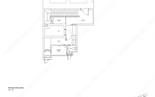 Archipelago Type SH 4 - Basement